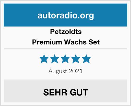 Petzoldts Premium Wachs Set Test