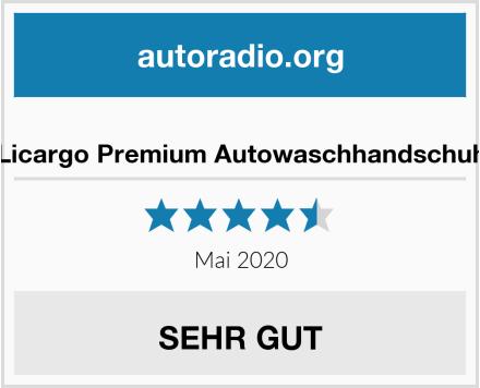 Licargo Premium Autowaschhandschuh Test