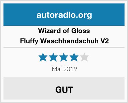 Wizard of Gloss Fluffy Waschhandschuh V2 Test