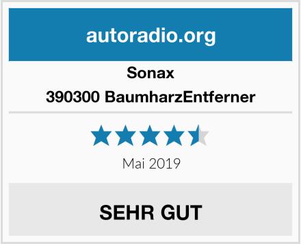 Sonax 390300 BaumharzEntferner Test