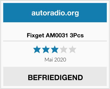 Fixget AM0031 3Pcs Test