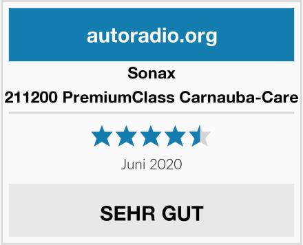 Sonax 211200 PremiumClass Carnauba-Care Test