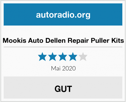 Mookis Auto Dellen Repair Puller Kits Test