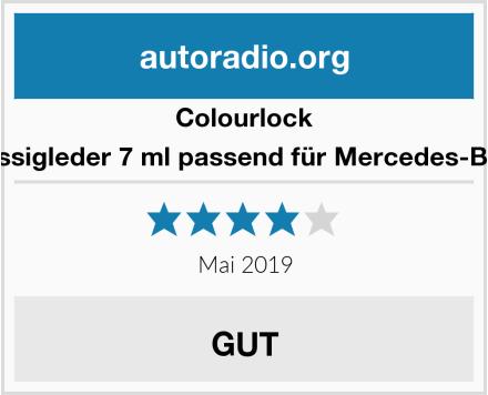 Colourlock Flüssigleder 7 ml passend für Mercedes-Benz Test