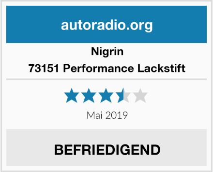 Nigrin 73151 Performance Lackstift Test