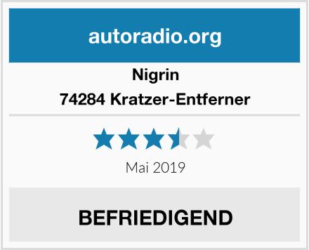 Nigrin 74284 Kratzer-Entferner Test