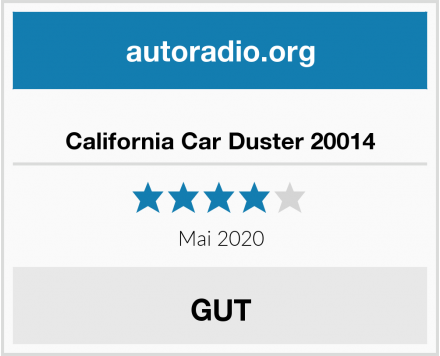 No Name California Car Duster 20014 Test