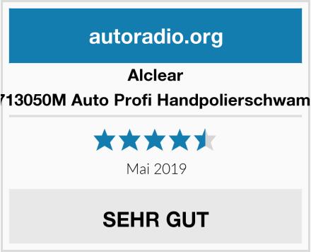Alclear 5713050M Auto Profi Handpolierschwamm Test