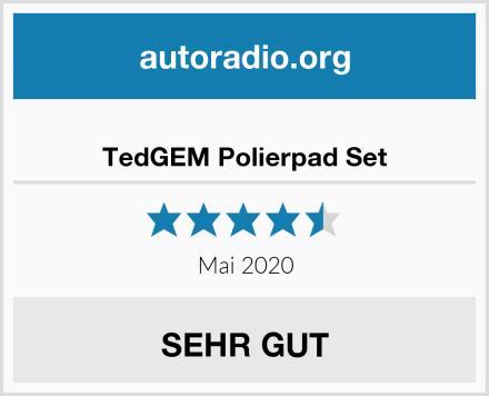 TedGEM Polierpad Set Test
