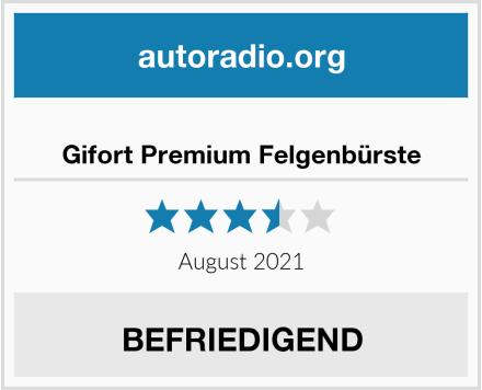 Gifort Premium Felgenbürste Test