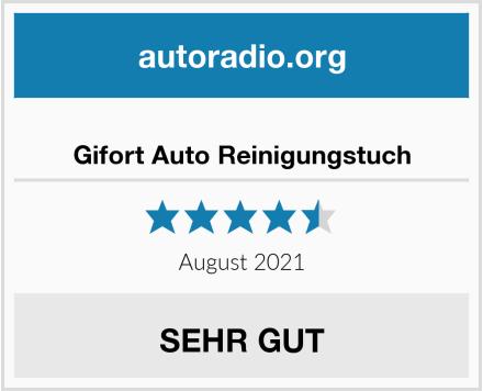Gifort Auto Reinigungstuch Test