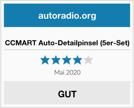 CCMART Auto-Detailpinsel (5er-Set) Test