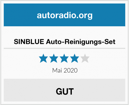 SINBLUE Auto-Reinigungs-Set Test