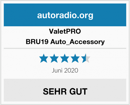 ValetPRO BRU19 Auto_Accessory Test