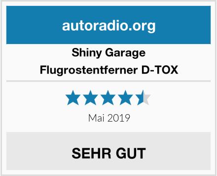 Shiny Garage Flugrostentferner D-TOX Test