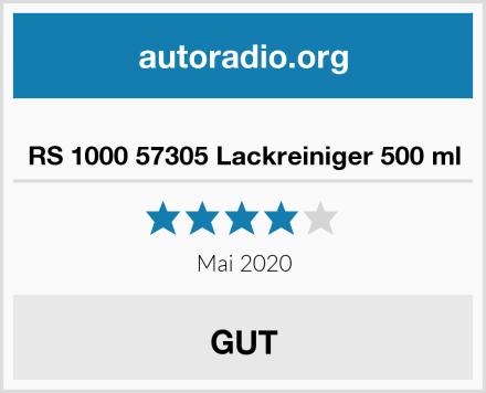 RS 1000 57305 Lackreiniger 500 ml Test