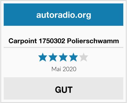 Carpoint 1750302 Polierschwamm Test