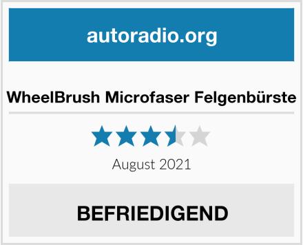 No Name WheelBrush Microfaser Felgenbürste Test