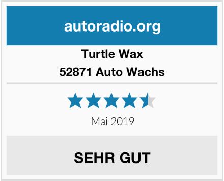Turtle Wax 52871 Auto Wachs Test