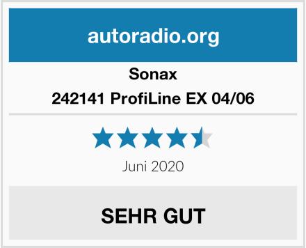 Sonax 242141 ProfiLine EX 04/06 Test