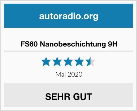FS60 Nanobeschichtung 9H Test