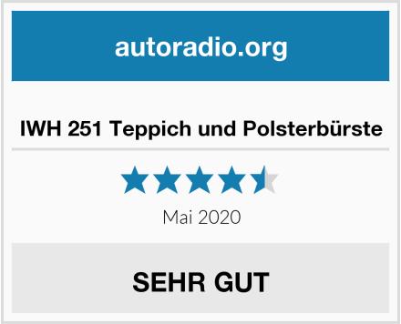 No Name IWH 251 Teppich und Polsterbürste Test