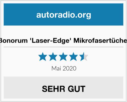 Bonorum 'Laser-Edge' Mikrofasertücher Test