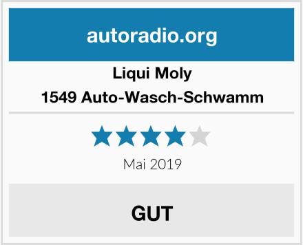 Liqui Moly 1549 Auto-Wasch-Schwamm Test