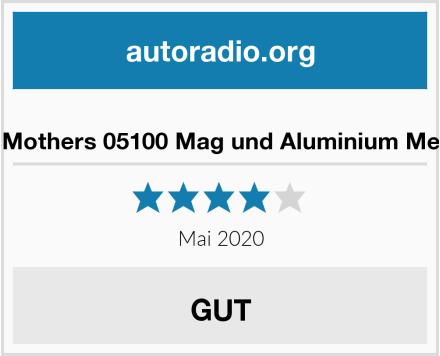 Mother's Mothers 05100 Mag und Aluminium Metallpolitur Test