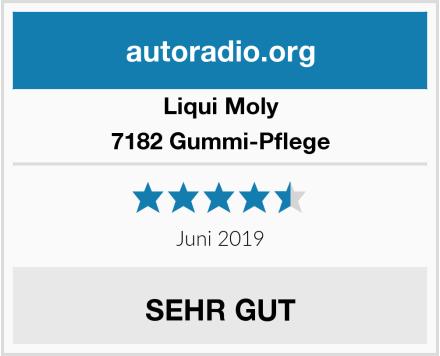 Liqui Moly 7182 Gummi-Pflege Test