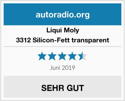 Liqui Moly 3312 Silicon-Fett transparent Test