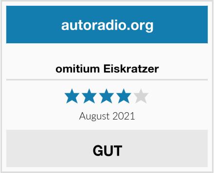 omitium Eiskratzer Test