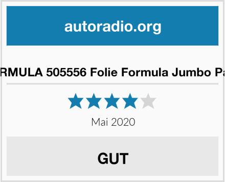 FORMULA 505556 Folie Formula Jumbo Pack Test