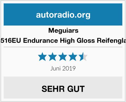 Meguiars G7516EU Endurance High Gloss Reifenglanz Test