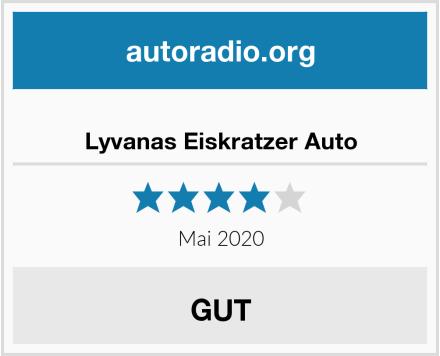 Lyvanas Eiskratzer Auto Test