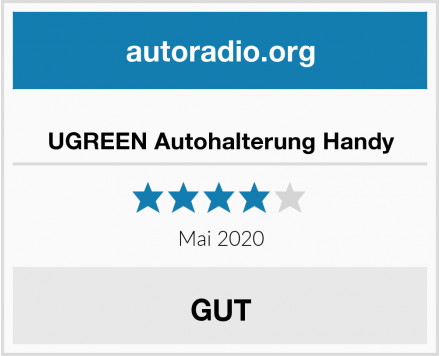 UGREEN Autohalterung Handy Test