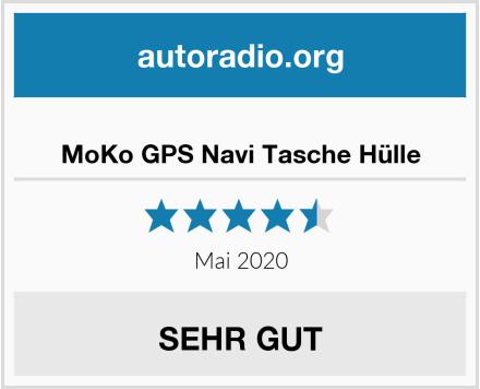 MoKo GPS Navi Tasche Hülle Test
