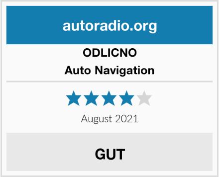 ODLICNO Auto Navigation Test