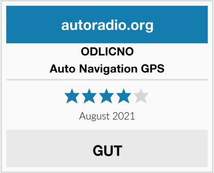 ODLICNO Auto Navigation GPS Test