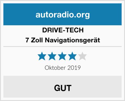 DRIVE-TECH 7 Zoll Navigationsgerät Test
