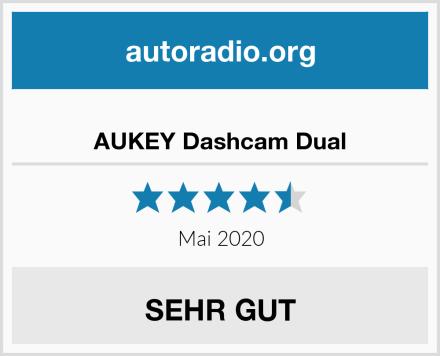 AUKEY Dashcam Dual Test