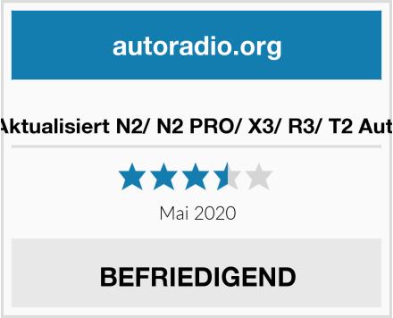 VANTRUE Aktualisiert N2/ N2 PRO/ X3/ R3/ T2 Auto Dashcam Test