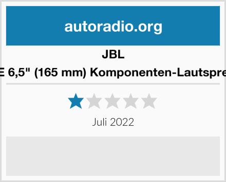 "JBL Stage 600CE 6,5"" (165 mm) Komponenten-Lautsprechersystem Test"