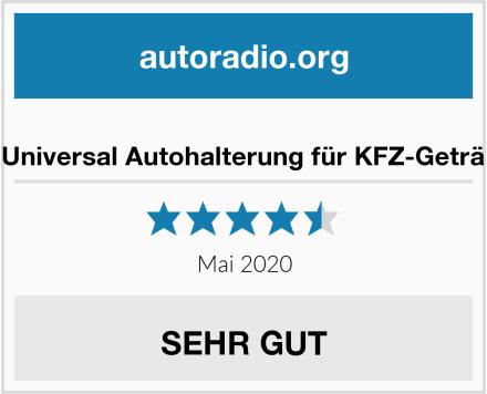 MidGard Universal Autohalterung für KFZ-Getränkehalter Test