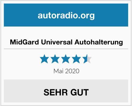 MidGard Universal Autohalterung Test