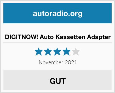 DIGITNOW! Auto Kassetten Adapter Test