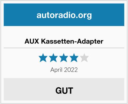 AUX Kassetten-Adapter Test