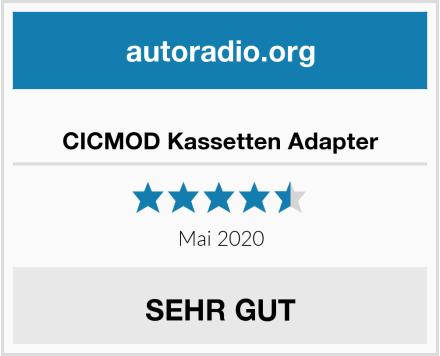 CICMOD Kassetten Adapter Test