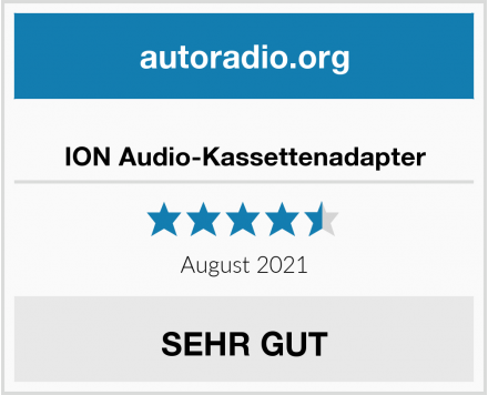No Name ION Audio-Kassettenadapter Test