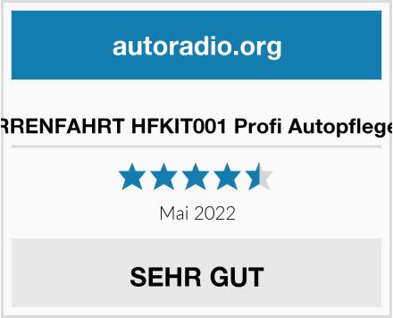 No Name HERRENFAHRT HFKIT001 Profi Autopflegeset Test